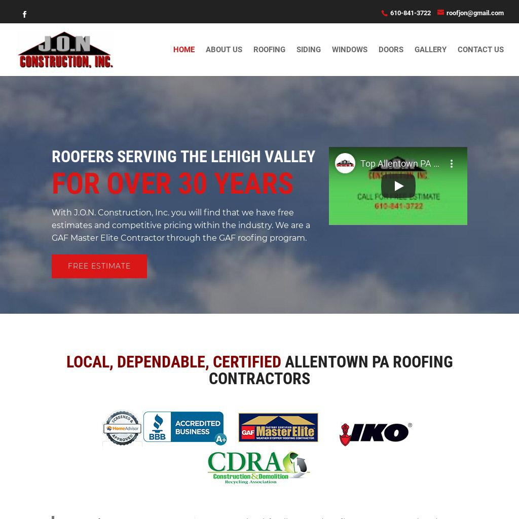 branding web design portfolio item